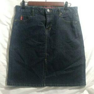 Mudd Denim Skirt
